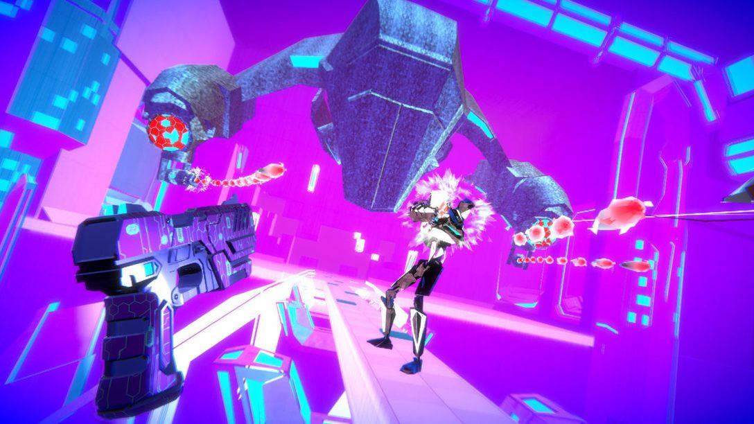 Wie die kinoreife Kampagne 2089 von Pistol Whip geboren wurde, die heute auf PlayStation VR erscheint