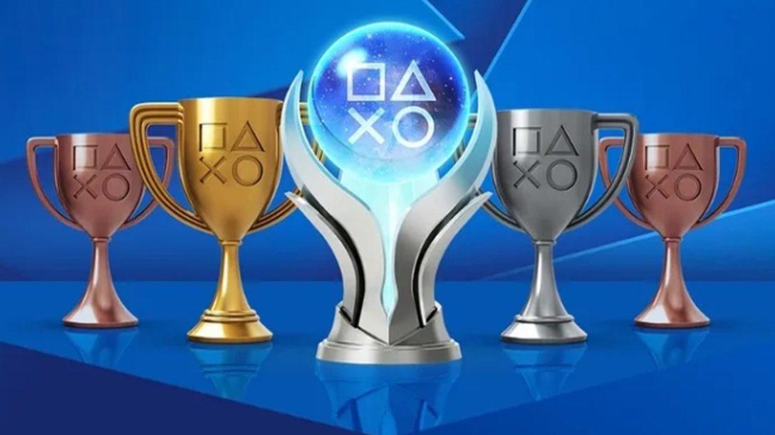 PlayStation 5: Alles, was ihr über Trophäen wissen müsst