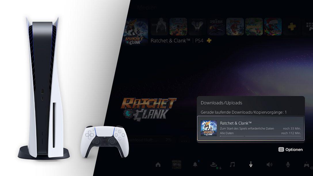 PlayStation 5: Tipps und Tricks zum Control Center