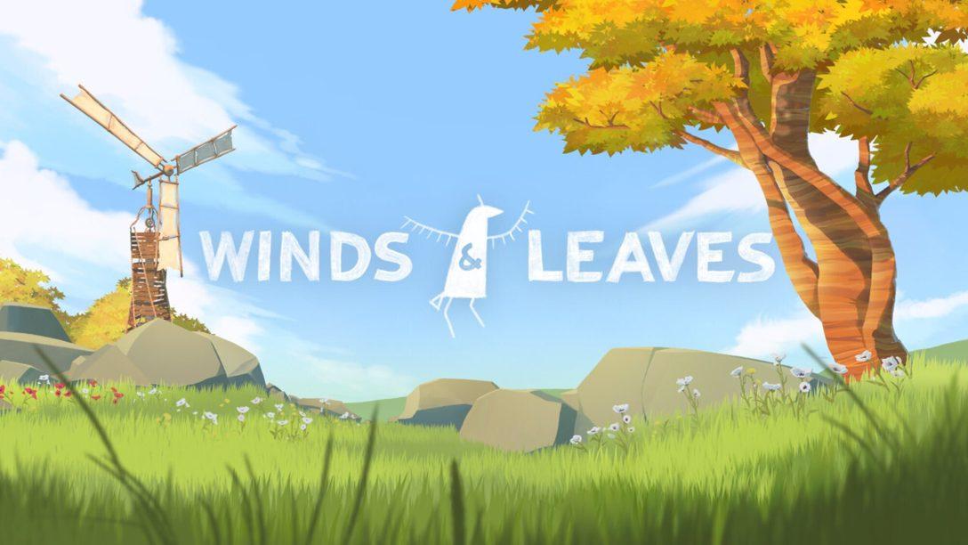 Pflanzt in Winds & Leaves mit euren eigenen Händen Wälder