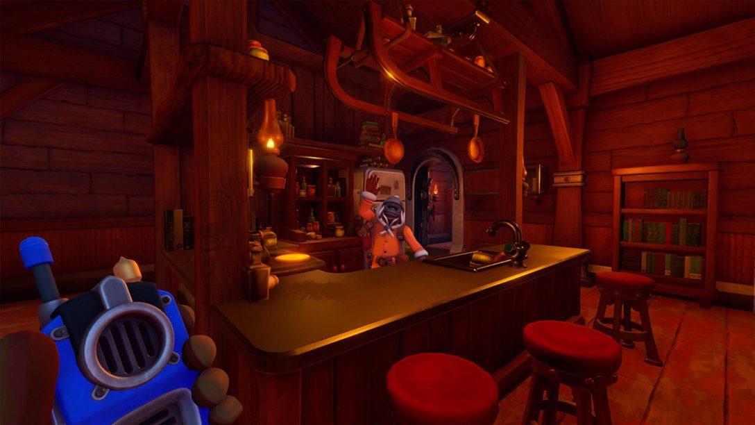 Das Koop-Rätselspiel We Were Here ist jetzt kostenlos im PlayStation Store erhältlich