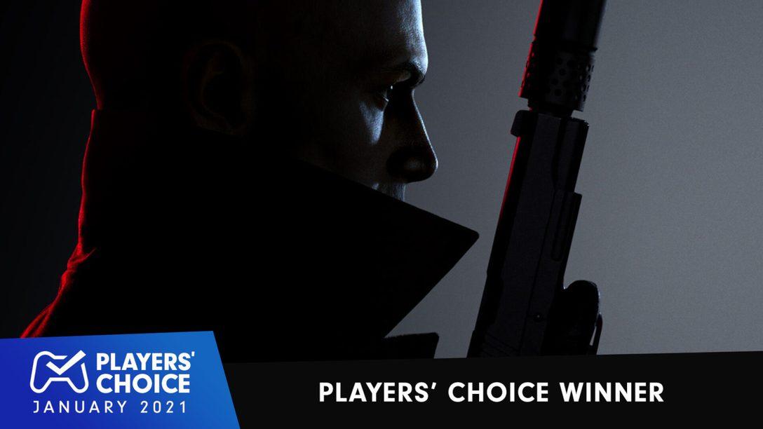 Players' Choice: Hitman 3 wurde zum besten neuen Spiel im Januar 2021 gewählt