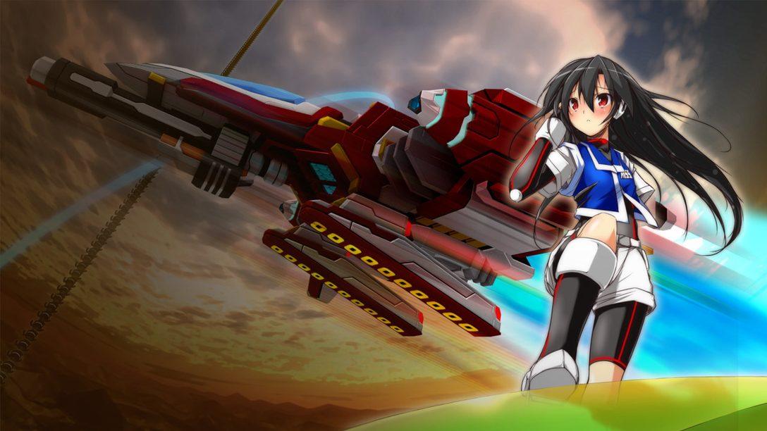 Natsuki Chronicles bringt am 18. Februar elegante Sidescroller-Shooter-Action zu PlayStation