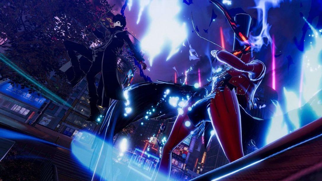 Die Phantomdiebe kehren in Persona 5 Strikers zurück!