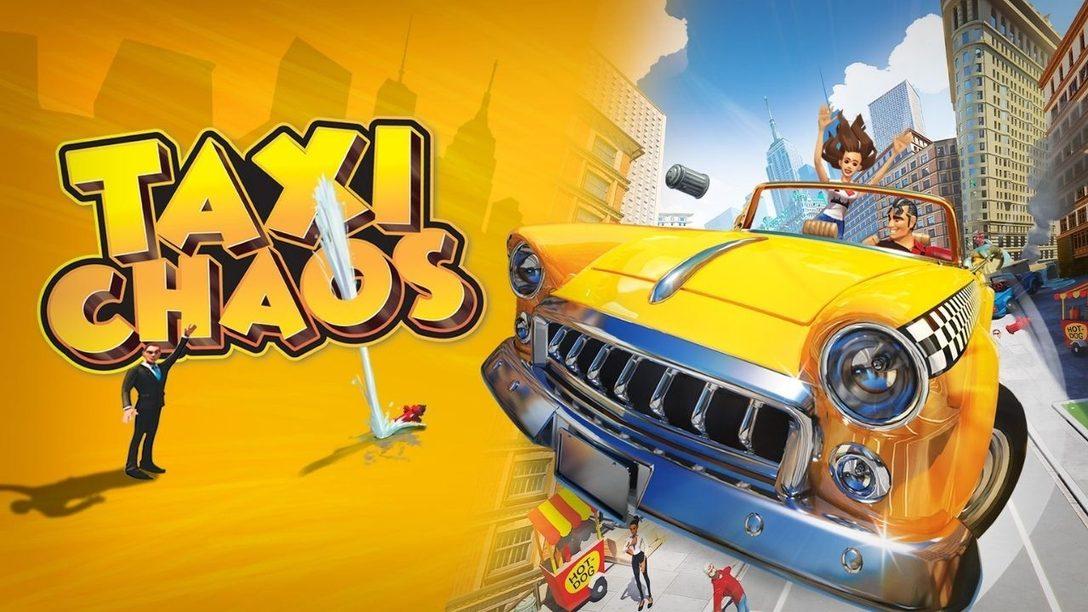 Taxi Chaos: Findet die schnellste Route!