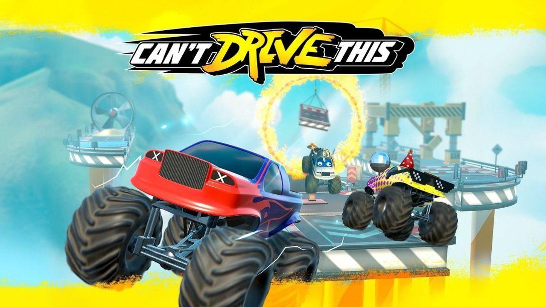 Can't Drive This – Splitscreen-Chaos vorprogrammiert!
