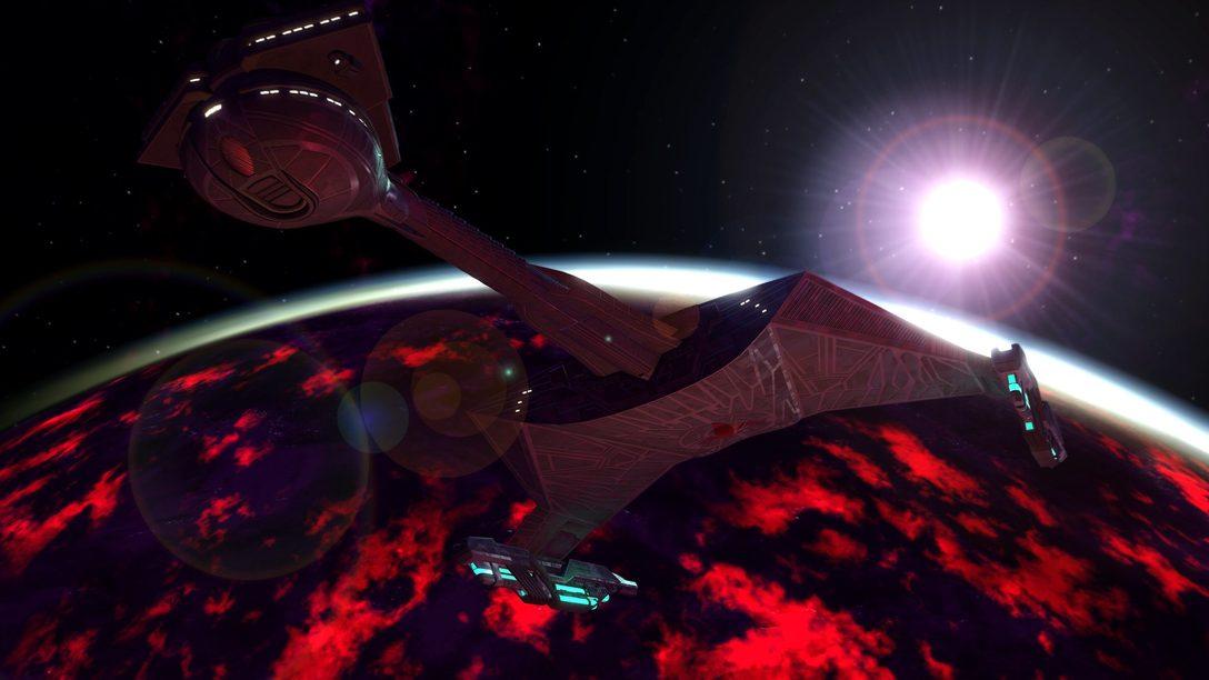 Das Klingon Empire erwartet euch in Star Trek Online