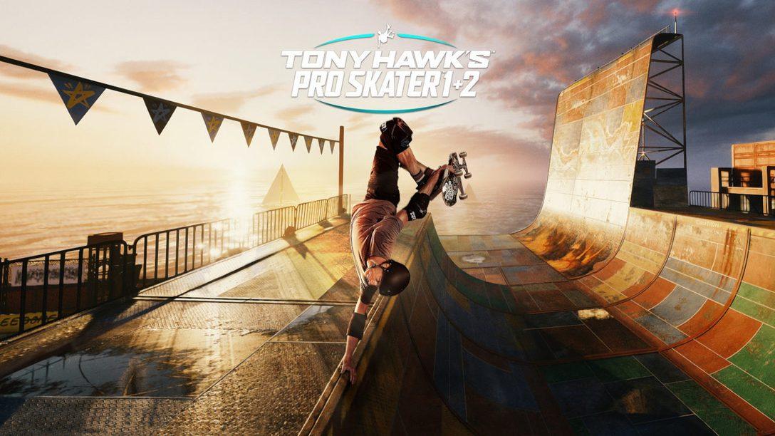 Tony Hawk's Pro Skater 1 + 2 grindet schon bald auf PS5