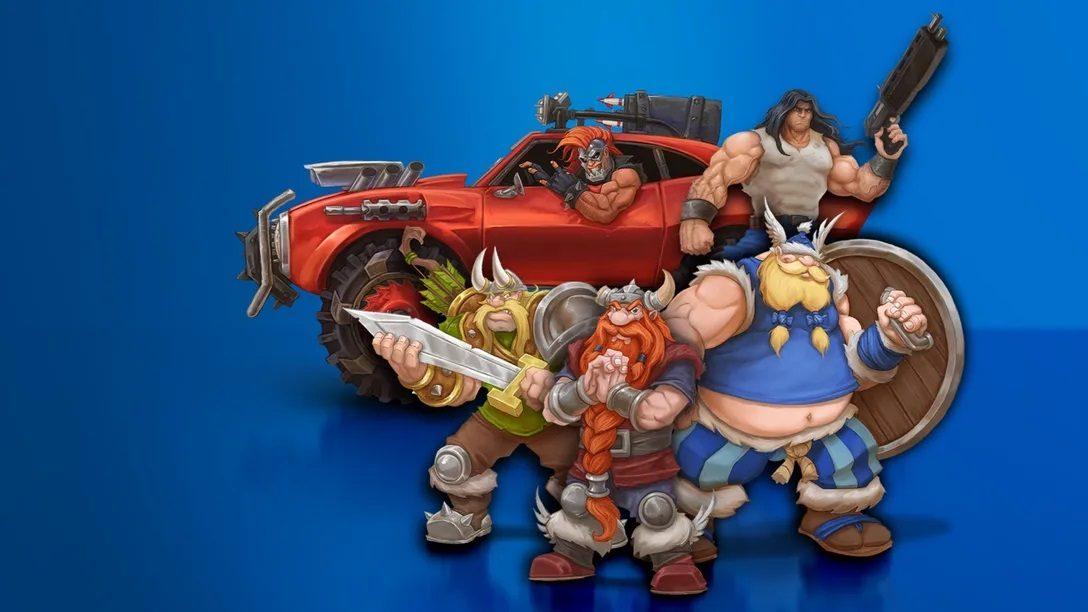 Die Blizzard Arcade-Sammlung ist ab heute im PlayStation Store erhältlich