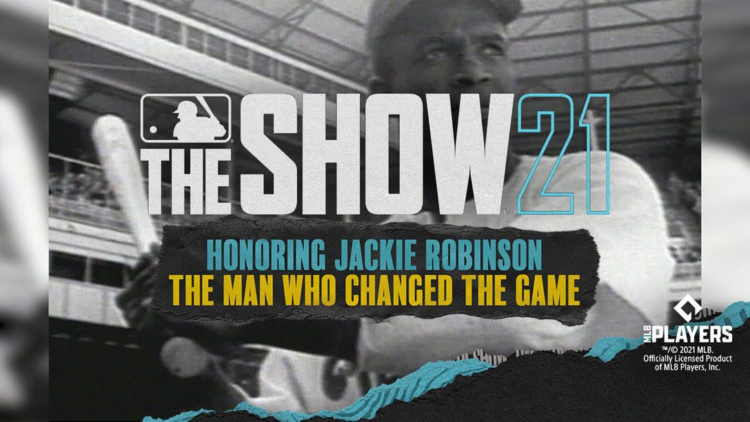 Jackie Robinson ziert das Cover der MLB The Show 21 Collector's Editions