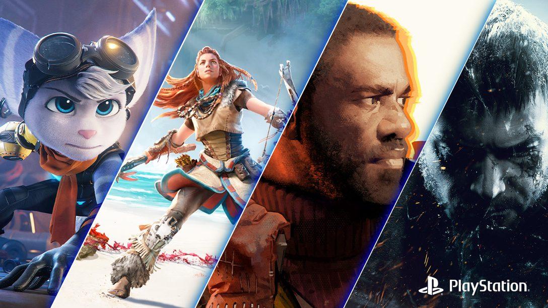 Die mit größter Spannung erwarteten Spiele der PlayStation-Entwickler 2021 und darüber hinaus