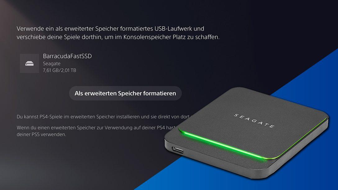 PS4 und PS5: Backup erstellen und eigene Dateien sichern