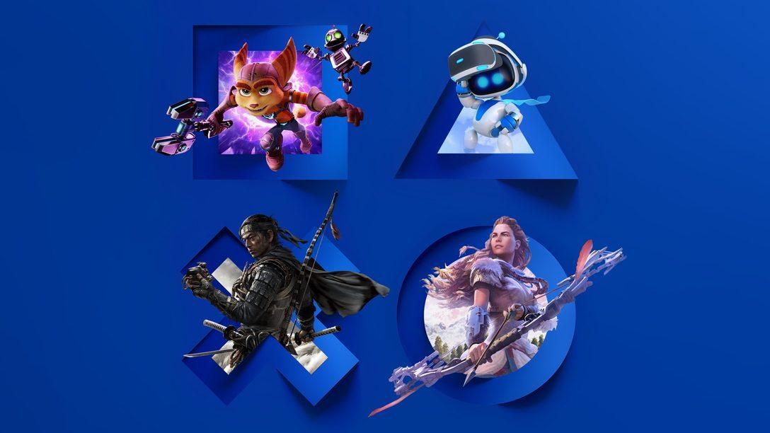 Feiert das Gaming-Jahr gebührend mit dem PlayStation Wrap-Up 2020