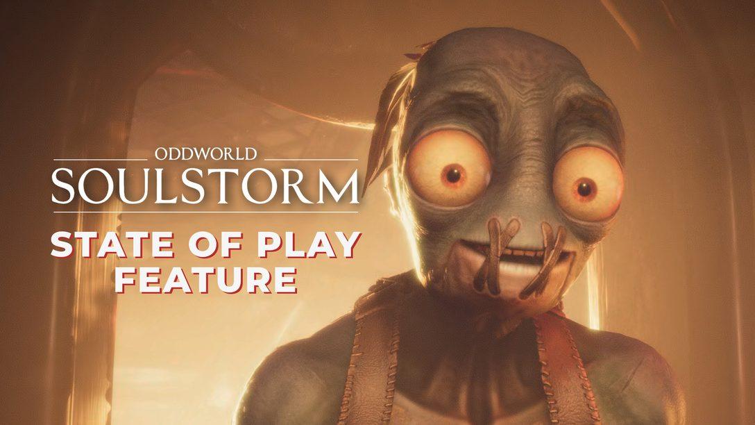 Oddworld: Soulstorm – Rette sie, Abe! Rette sie alle!