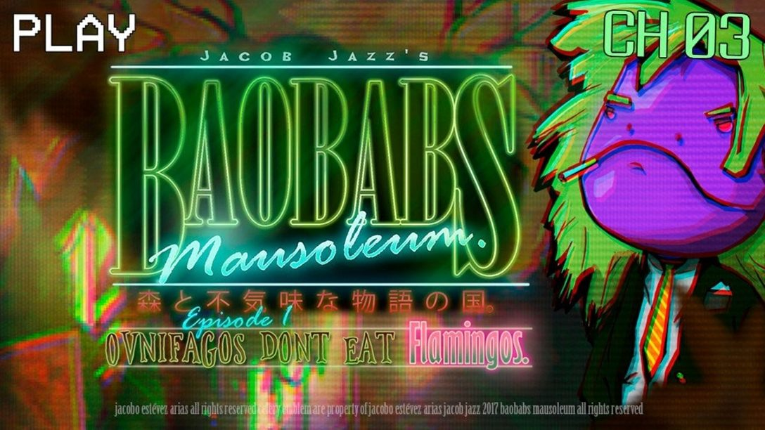 Baobabs Mausoleum Grindhouse Edition – Nostalgie trifft Mystery