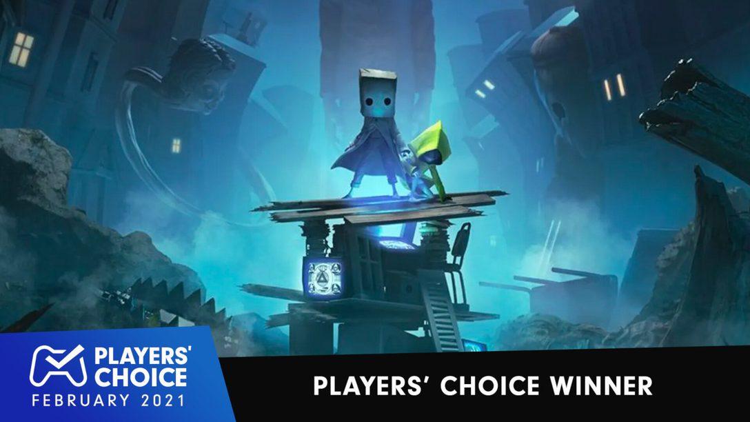 Players' Choice: Little Nightmares II ist das beste neue Spiel im Februar 2021