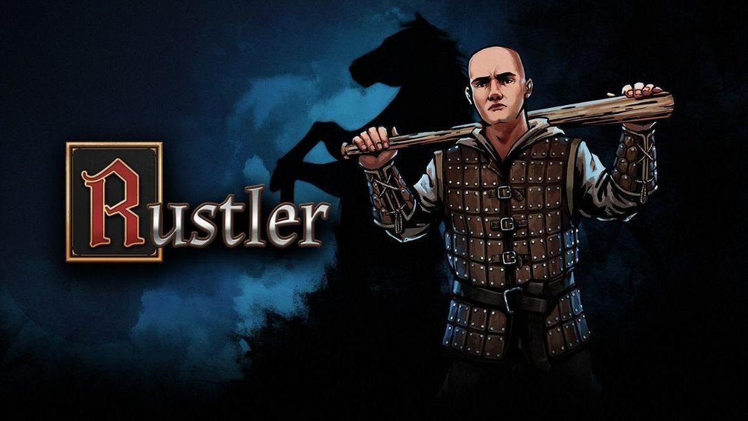 Mittelalterlicher Wahnsinn mit Rustler auf PS4 und PS5