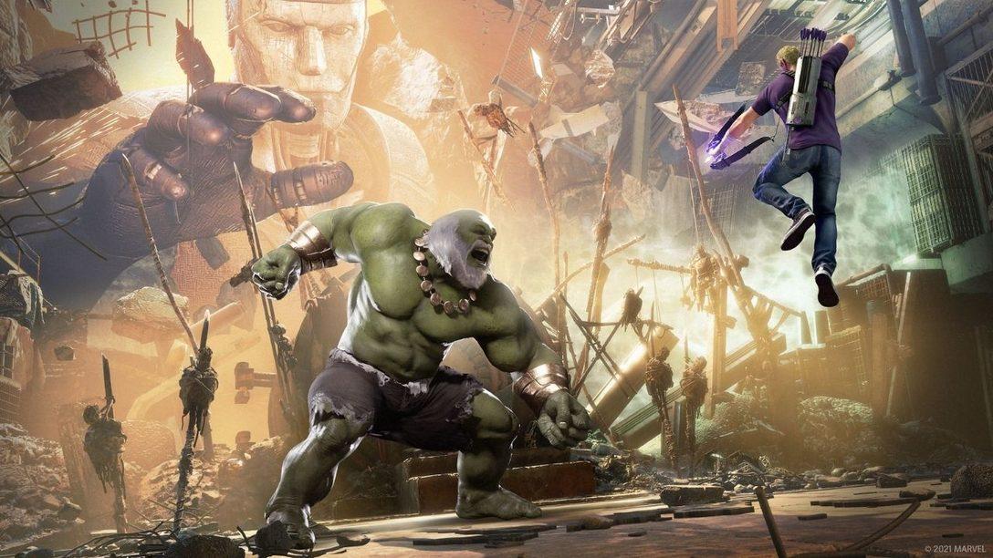 Neue Details zu den Verbesserungen von Marvel's Avengers für PS5, Black Panther und mehr