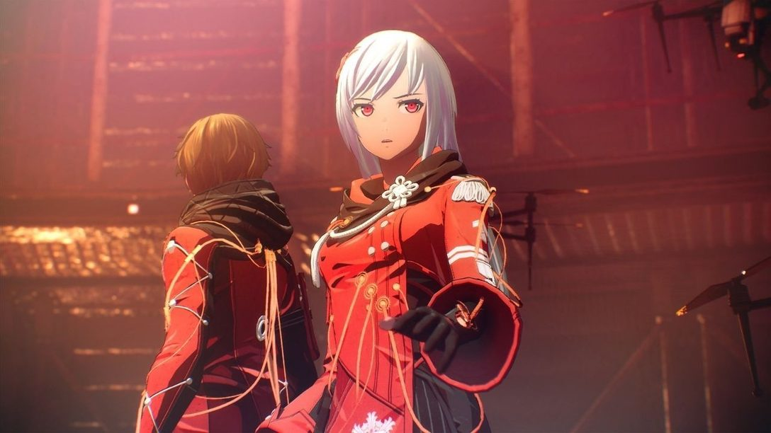 Scarlet Nexus: Stylische Kämpfe warten