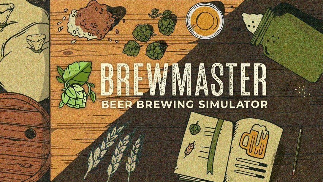 Meistert die Kunst des Brauens in Brewmaster