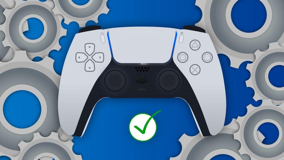 Die perfekten Einstellungen für euren DualSense-Controller