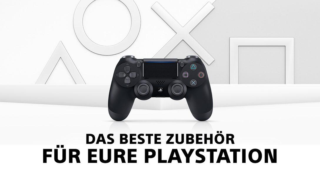 Alles was ihr zum Zocken braucht: Das beste PS4-Zubehör