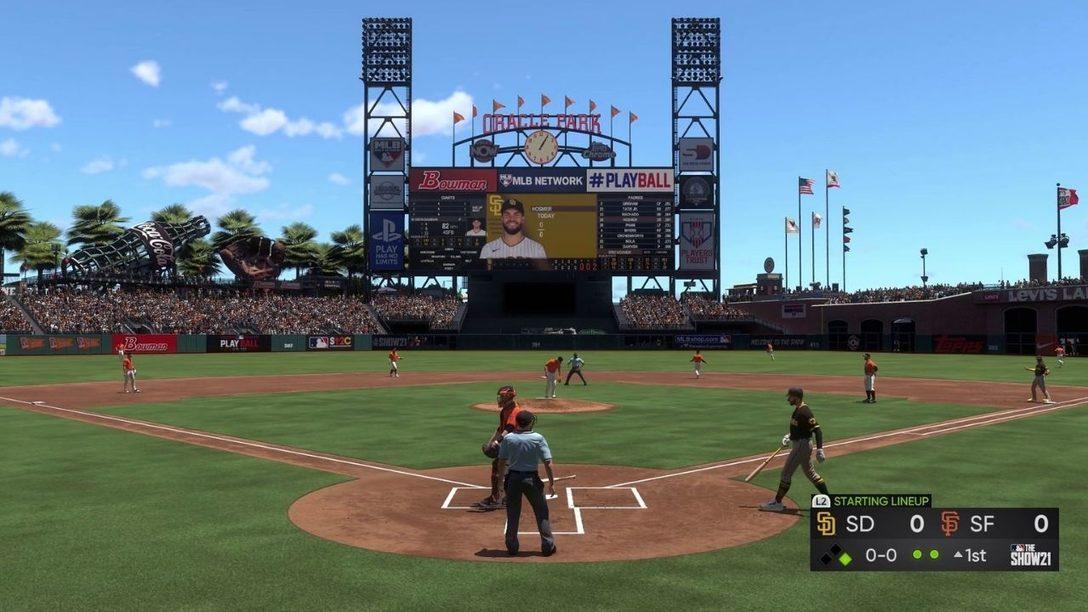 MLB The Show 21 – Neue Details veröffentlicht