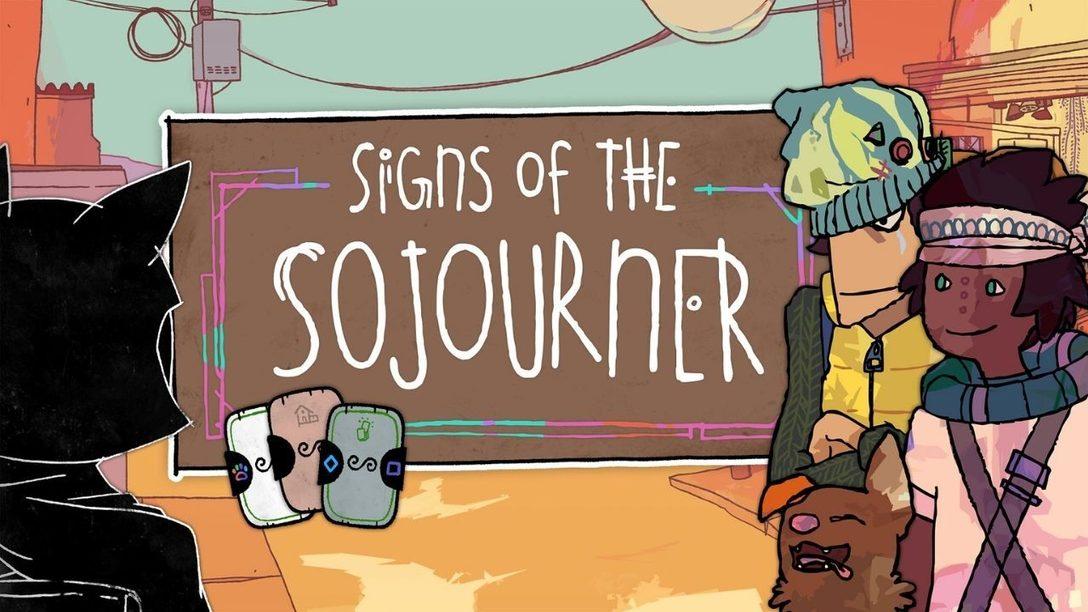 Signs of the Sojourner legt am 16. März die Karten auf den Tisch