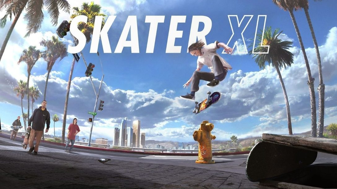 Skater XL – Neues Embarcadero Plaza Level verfügbar