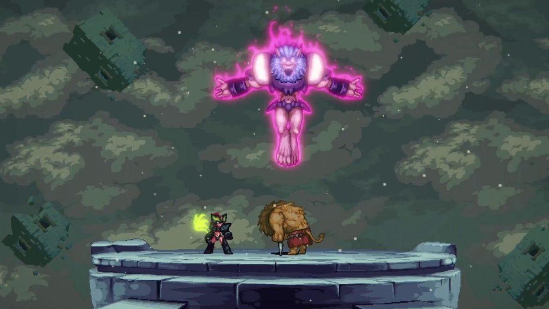 Smelter ist eine Retro-Kombination aus Action-Plattformer und Echtzeitstrategie und erscheint am 22. April auf PS4