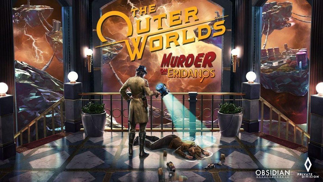 The Outer Worlds: Murder on Eridanos kommt nächste Woche