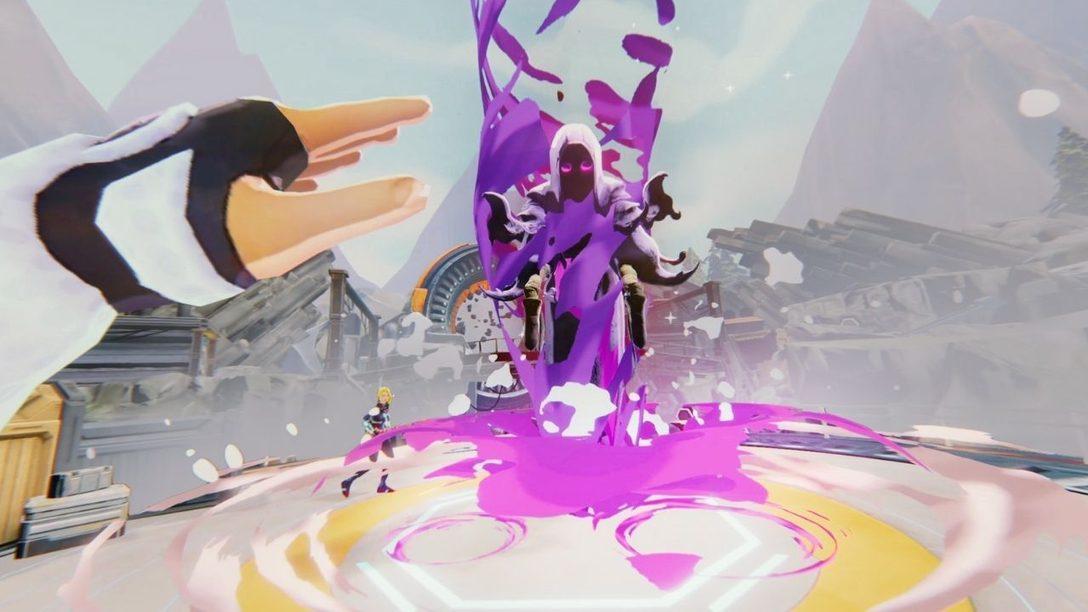 Das monumentale JRPG-inspirierte MMO Zenith erscheint für PS VR