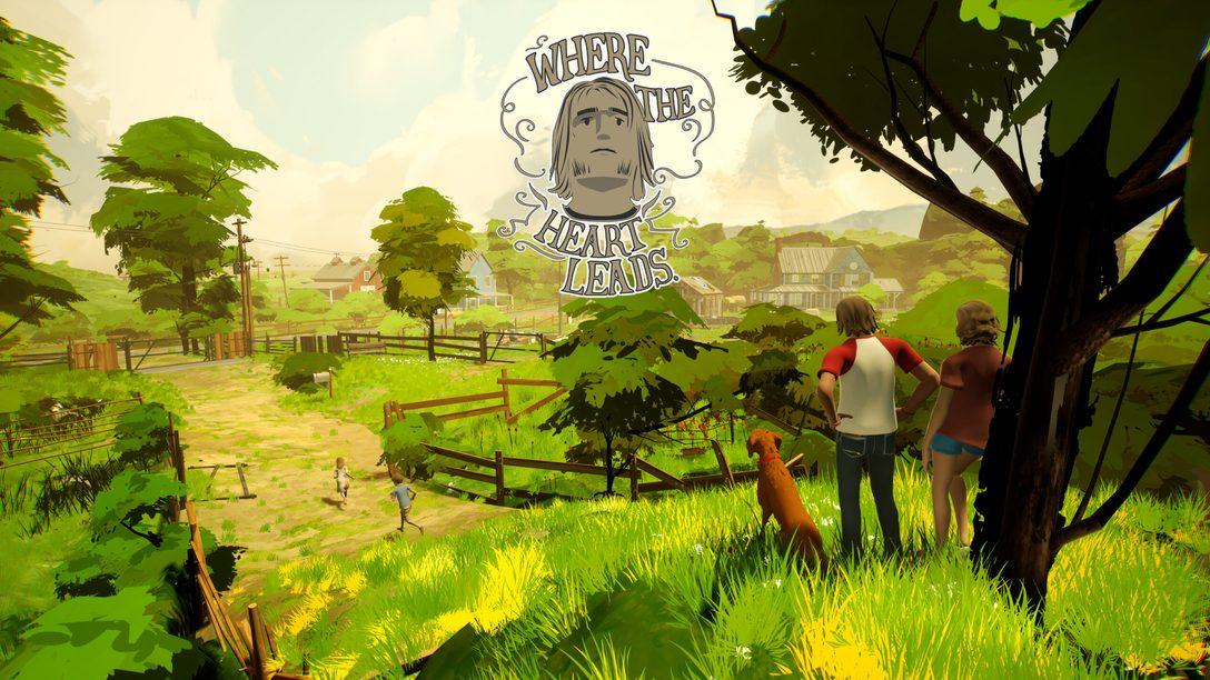 Where the Heart Leads: Ein narratives Abenteuer, in dem es darum geht, zueinander zu finden