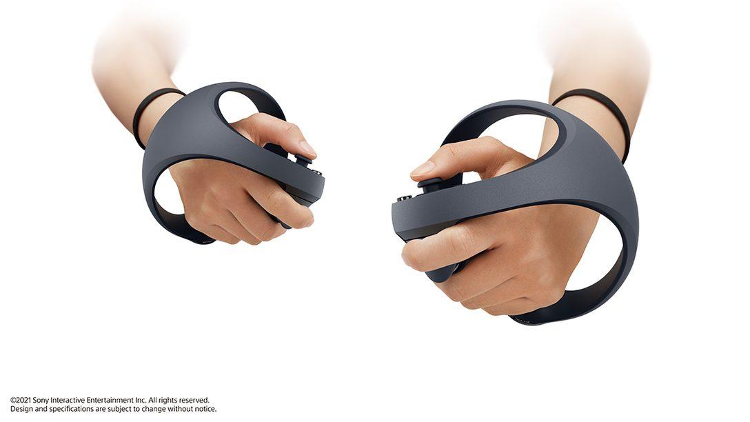 VR der nächsten Generation auf PS5: der neue Controller