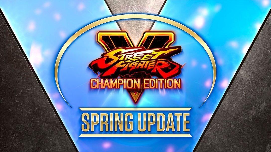 Das Street Fighter V Spring-Update bringt Neuigkeiten über den Einsiedler Oro und Wahrsagerin Rose