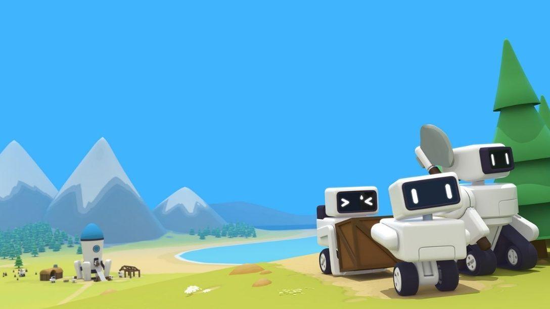 The Colonists: Eine Stadt für Roboter?