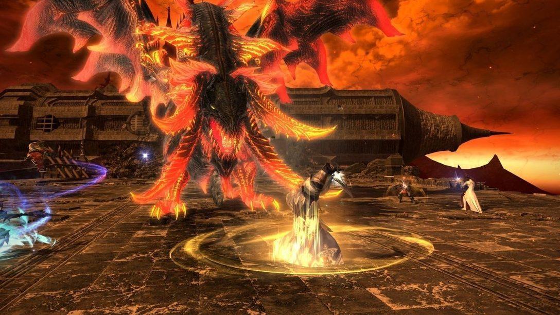 Die Open Beta von FINAL FANTASY XIV Online auf PS5 kommt!