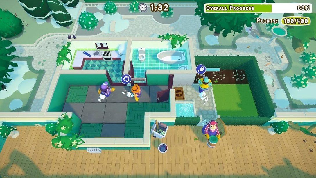 Tools Up! kündigt mit Garden Party drei brandneue DLC-Episoden an