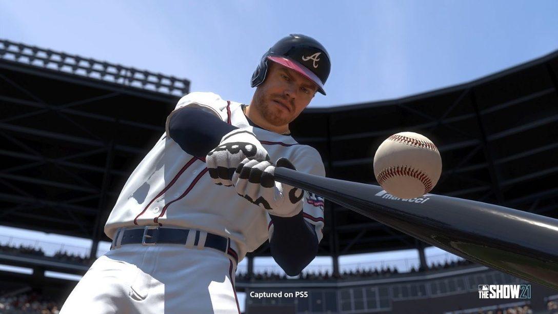 MLB The Show 21 ist ab morgen erhältlich
