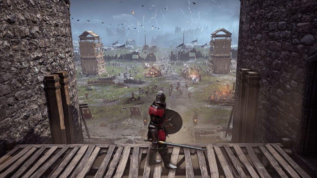 Der Weg zum glorreichen Krieger in der Closed Beta von Chivalry 2