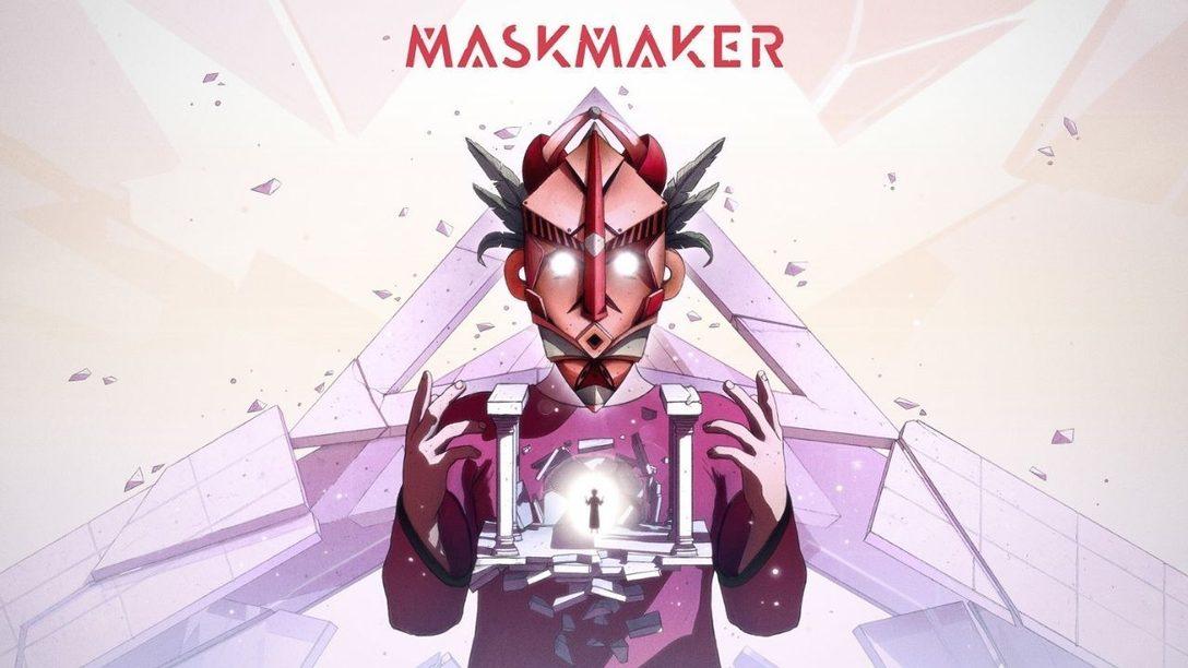 Das faszinierende VR-Abenteuer Maskmaker erscheint morgen