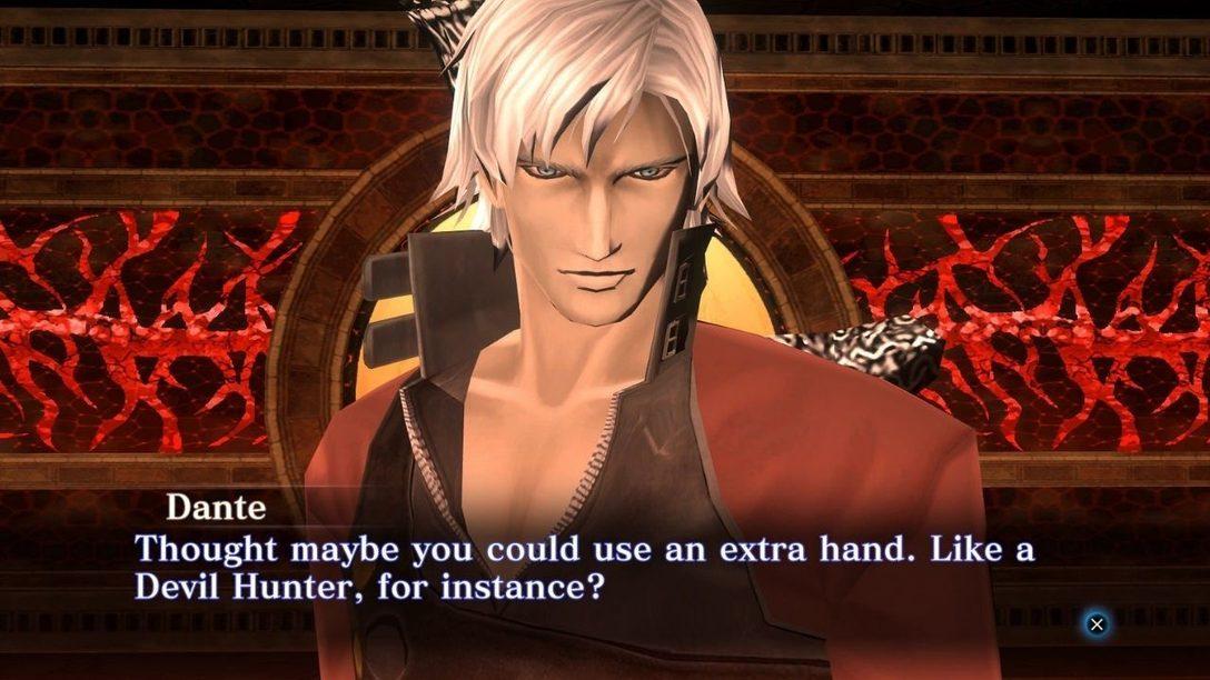 """Shin Megami Tensei III Nocturne HD Remaster: """"Featuring Dante"""""""