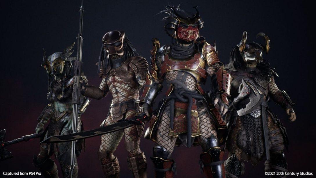 Predator: Hunting Grounds feiert mit dem April-Update sein Debüt auf Steam
