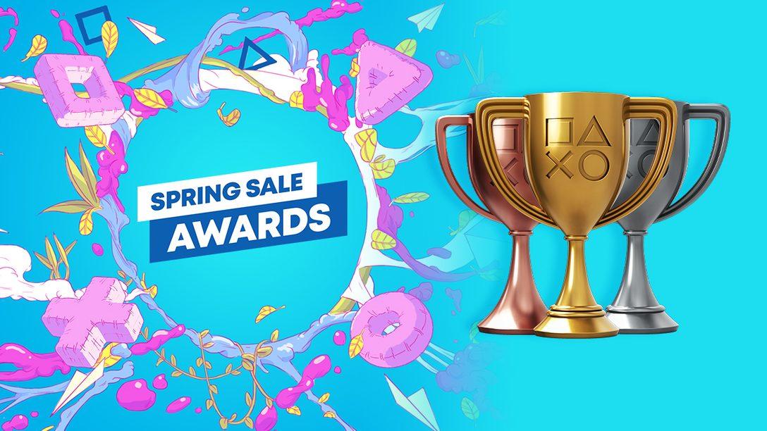 Stimmt ab bei den Spring Sale Awards
