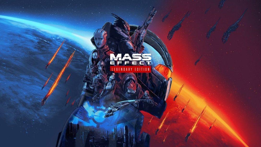 Mass Effect Legendary Edition: Noch mehr Neuigkeiten!