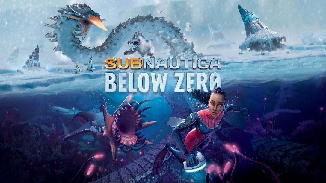 Brandneues Gameplay für Subnautica: Below Zero im State of Play
