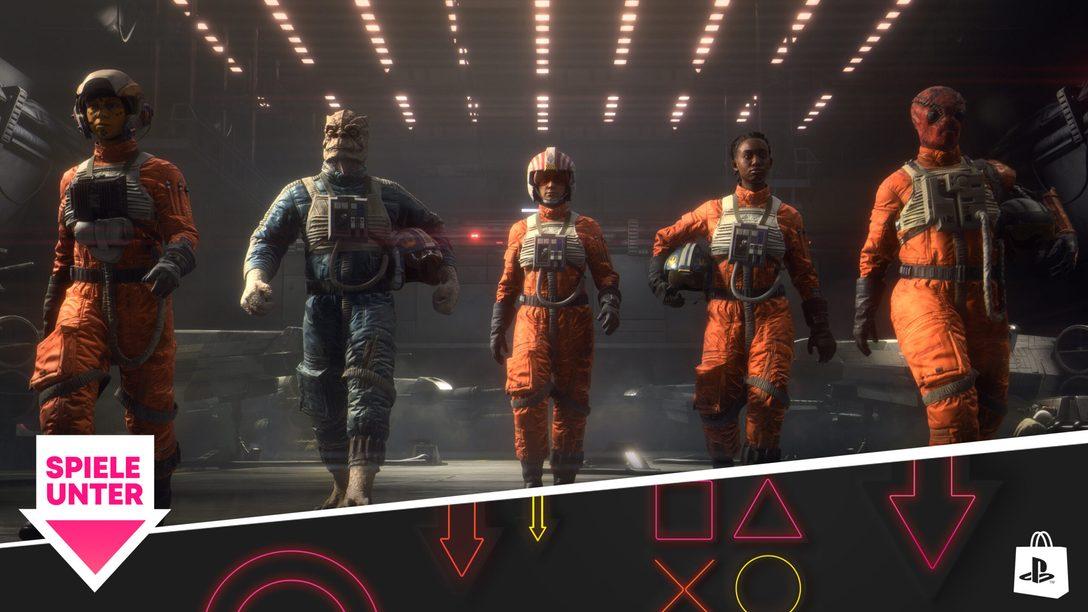 """Die """"Spiele unter""""-Aktion kehrt in den PlayStation Store zurück!"""