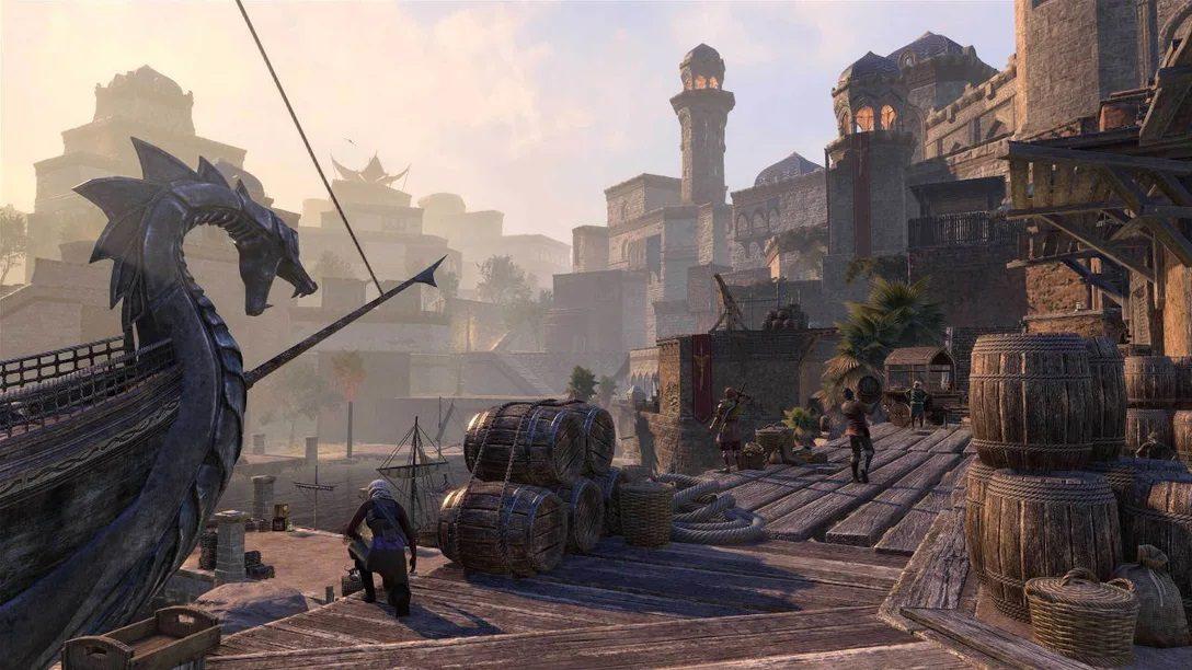 The Elder Scrolls Online: Console Enhanced erscheint am 8. Juni auf PS5
