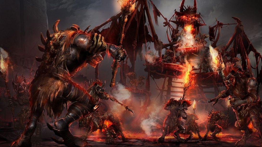 Einblick in den künstlerischen Stil von Dark Alliance