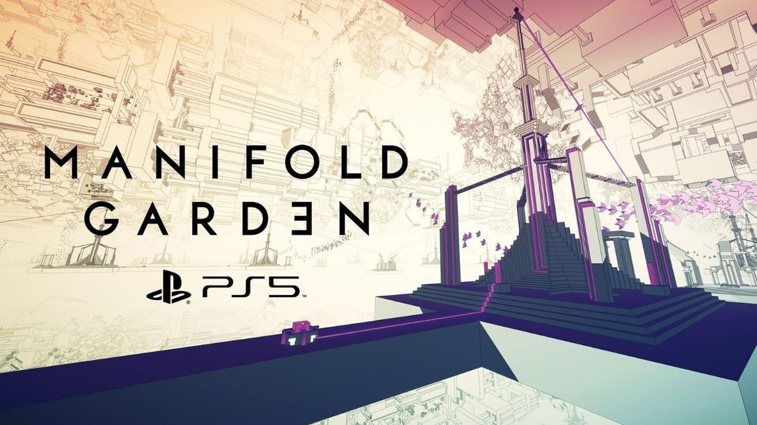 Manifold Garden erhält ein kostenloses PS5-Upgrade und erscheint auf Disc